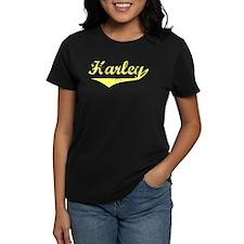 Harley Vintage (Gold) Tee