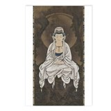 Kannon Scroll Postcards (Package of 8)