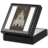 Kannon Scroll Keepsake Box