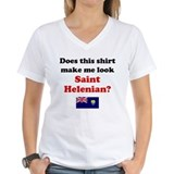 Make Me Look Saint Helenian Shirt