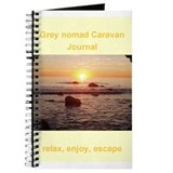 caravan grey nomad Journal