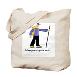Hikers Tote Bag