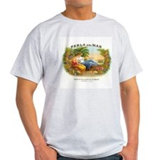 Perla del Mar Cigar Ad T-Shirt