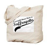 Suffragette Tote Bag