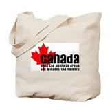 Canada & The American Dream Tote Bag