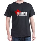 Canada & The American Dream T-Shirt