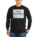 Future Entomologist Long Sleeve Dark T-Shirt