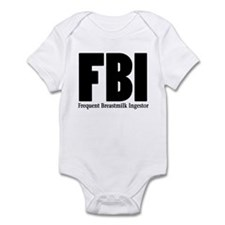 FBI-FREQUENT BREASTMILK INGES Infant Bodysuit