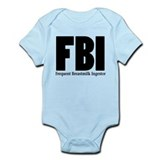 FBI-FREQUENT BREASTMILK INGES Onesie
