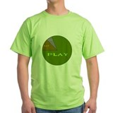 EAT SLEEP PLAY Pie T-Shirt