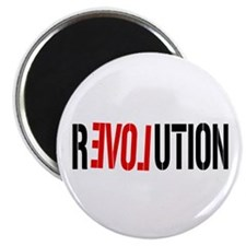 Revolution Love Magnet