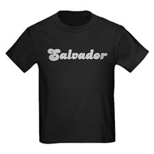 Salvador Fancy (Silver) T