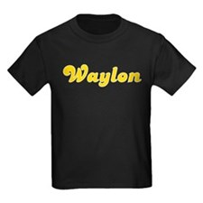 Waylon Fancy (Gold) T