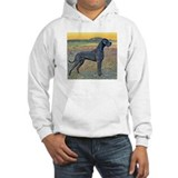 Great Dane Black Art Scene Jumper Hoody