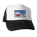 Shrine in Winter Trucker Hat