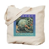 Desert Tortoise II Tote/ Grocery or Book Bag
