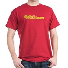 William Fancy (Gold) T-Shirt