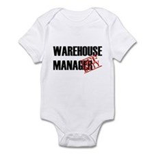 Off Duty Warehouse Manager Onesie