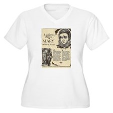 Mary Queen of Scots Plus Size T-Shirt