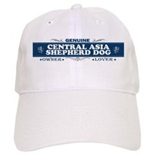 CENTRAL ASIA SHEPHERD DOG Baseball Cap