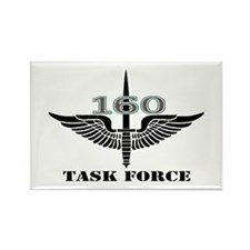 Task Force 160 (2) Rectangle Magnet
