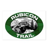 Rubiocn Trail-1 Postcards (Package of 8)