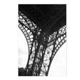 eiffel tower Postcards (Package of 8)
