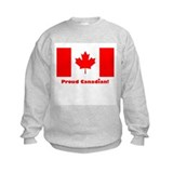 Proud Canadian Sweatshirt