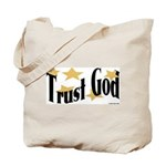 Trust God Tote Bag