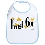 Trust God Bib