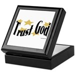 Trust God Keepsake Box