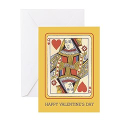 Queen-Heart - Valentine Card