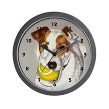 Jack Russell Terrier Wall Clock for