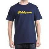 Addyson Fancy (Gold) T-Shirt
