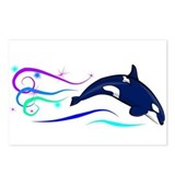 Orca Sparkle Postcards (Package of 8)