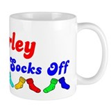 Karley Rocks Socks (B) Small Mugs
