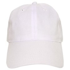 AK-47 ASSAULT RIFLE White Baseball Cap
