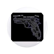 "FLORIDA GUNSHINE STATE 3.5"" Button"