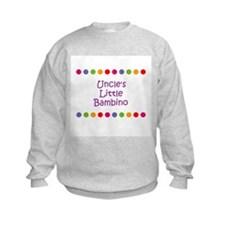 Uncle's Little Bambino Sweatshirt