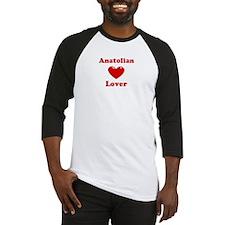 Anatolian Lover Baseball Jersey
