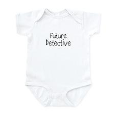 Future Detective Infant Bodysuit