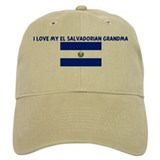 I LOVE MY EL SALVADORIAN GRAN Baseball Cap