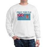 PRAY FOR FIJI Sweatshirt