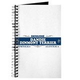 DANDIE DINMONT TERRIER Journal