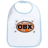 OBX OVAL - NEW Bib
