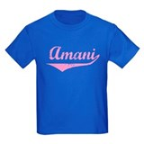 Amani Vintage (Pink) T