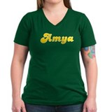 Amya Fancy (Gold) Shirt