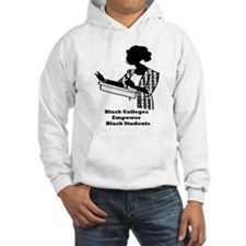 Black Colleges Empower Black Students Hoodie