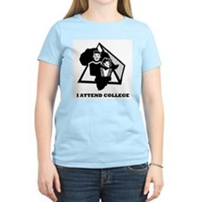 I Attend College T-Shirt