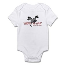 Horse Aholic Infant Bodysuit